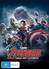 Avengers - Age Of Ultron (Dvd) Chris Hemsworth Action Adventure Sci-Fi Film