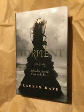 Torment by Lauren Kate Hardcover Book