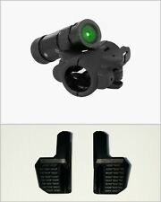 Caa Mckl Green Laser for Mck Micro Roni Bonus Free Thumb Rest set.