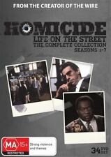 Homicide - Life On The Street - The Complete Collection (DVD, 2013, 34-Disc Set)