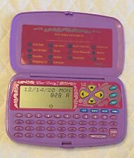 Vintage Tiger Electronic Dear Diary 1996 Works