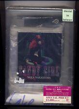 Mika Nakashima: Candy Girl (2009) Japan / CD & GIRLS T-SHIRT JAPAN