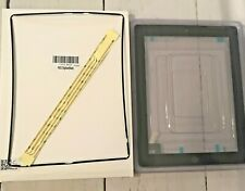 iPad 2 Digitizer Touch Screen Display Replacement Black with Frame and Adhesive
