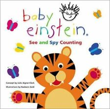 Baby Einstein: See and Spy Counting by Julie Aigner-Clark, Good Book