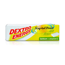 Dextro Energy Dextrose Glucose Fast Acting Tablets 47g Pack of 3, 6, 12, 24
