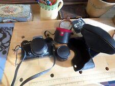 ROLLEIFLEX SL35 ME 35MM Camera with Rollei Planar Super Paragon lenses