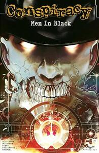 Conspiracy Men In Black One Shot Cover A NEW