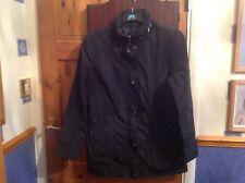 Ladies Lebek Black Jacket size14