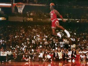 Michael Jordan Nike Dunk Master Poster