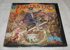 ELTON JOHN, CAPTAIN FANTASTIC & THE BROWN DIRT COWBOY, ORIGINAL VINYL LP, 1975!