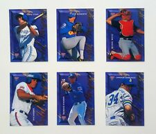 1995 Futera ABL Australian Baseball Gold Prospect set of 6 insert cards