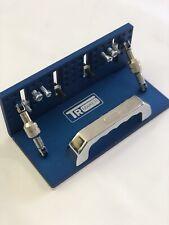 Tr Maker Belt Grinder Adjustable Professional Knife Grinding Jig Blue 98