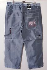 DMX RUFF RYDER'S HIP-HOP BAGGY JEANS SIZE 24 FOR ONLY $55