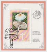 Ciskei - Mushrooms 1987 - UNH