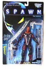 Spawn Movie Spawn Variant Action Figure New 1997 McFarlane Toys Hamburger Head