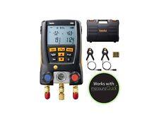 Testo 550 2 Valve Digital Manifold Kit W/Bluetooth 05631550 Free Shipping