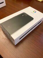 Google Pixel 4 G020I - 64GB - Just Black - Unlocked - New - READ