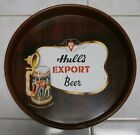 Hull's Export Beer Tray / H B Co.