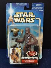 Chewbacca and C-3PO Empire Strikes Back Cloud City Capture Star Wars Hasbro NIP