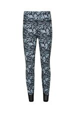 Mountain Warehouse Wms  Patterned Paneled High Waisted Womens Leggings In