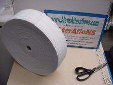 """10 METRES OF TOP QUALITY 3"""" RUFFLETTE  PENCIL PLEAT CURTAIN TAPE"""