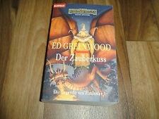 Ed Greenwood -- LEGENDE von ELMINSTER  1 / Forgotten Realms / Der ZAUBERKUSS