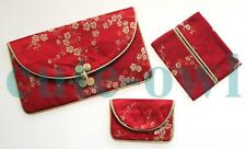 Hot! Charm Beautiful girl's Embroidery SILK PURSES/BAG