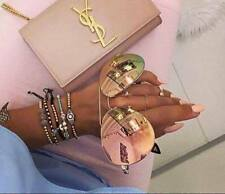 ROSE GOLD PINK AVIATOR SUNGLASSES MARBS KYLIE IBIZA 2017 !!  ** FREE CASE **   A