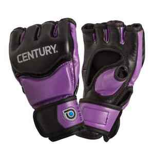 Century Drive Women's Training Gloves Purple/Black Size L New 141016P