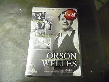ORSON WELLES: THE STRANGER + WELLES ON FILM ~ DVD 2000 DRAMA NEW