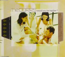 Maxi CD - The Corrs - Would You Be Happier? - #A2701