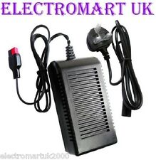 GOLF TROLLEY 12V 4 AMP 3 STAGE INTELLIGENT BATTERY CHARGER TORBERRY CONNECTION