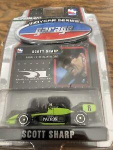 2007 Greenlight Scott Sharp Tequila Patron 1/64 Indycar Indy 500 Diecast