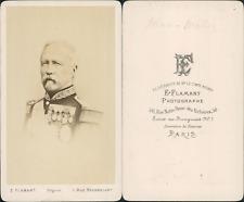 Mac Mahon,  CDV vintage albumen Tirage albuminé  6,5x10,5  Circa 1870  <di
