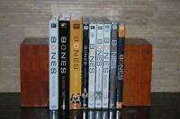 First 9 Seasons of Bones Series on DVD  1, 2, 3, 4, 5, 6, 7, 8, 9