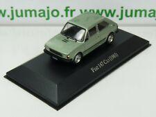 ARG29 Voiture 1/43 SALVAT Autos Inolvidables : FIAT 147 CL5 1983