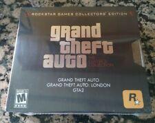 Grand Theft Auto & London & Gta 2 Classics Collectors Edition 3Cds for Pc