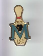 RARE PINS PIN'S .. SPORT BOWLING CLUB OCCITAN QUILLE TEAM BCO MONTPELLIER 34 ~C7