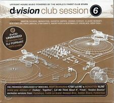 D:VISION CLUB SESSION 6 - 2 CD (NUOVO SIGILLATO)