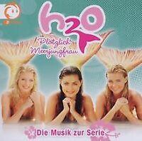 H20-Plötzlich Meerjungfrau - Die Musik zur Serie vo...   CD   Zustand akzeptabel