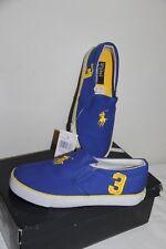 Authentic Ralph Lauren Kid's Unisex Shoes size 4- New with Box
