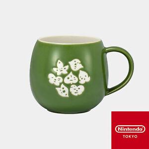 Pre-order Nintendo TOKYO Official Goods The Legend of Zelda Colog Mug Green NEW