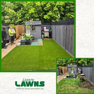Artificial Grass Verve 28mm (£9.99 per m2) ALL SIZES AVAILABLE - CONTACT US