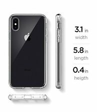 coque iphone x silicone renforce