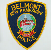 Belmont Police Belknap County New Hampshire Patch