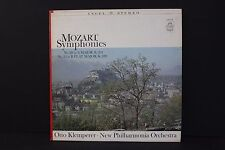 LP: Otto Klemperer New Philharmonia Orchestra Mozart Symphonies Angel