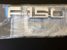 87-92 FORD PARTS F150 BADGE NEW  GENUINE FORD