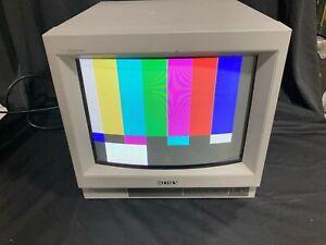 Sony Trinitron SSM-14N1U Video Monitor
