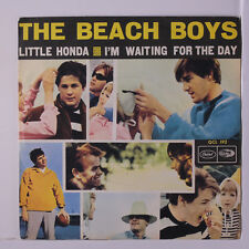 BEACH BOYS: I'm Waiting For The Day / Little Honda 45 (Italy, PS very sl cw)