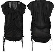 AllSaints Short/Mini Tunic Silk Dresses for Women